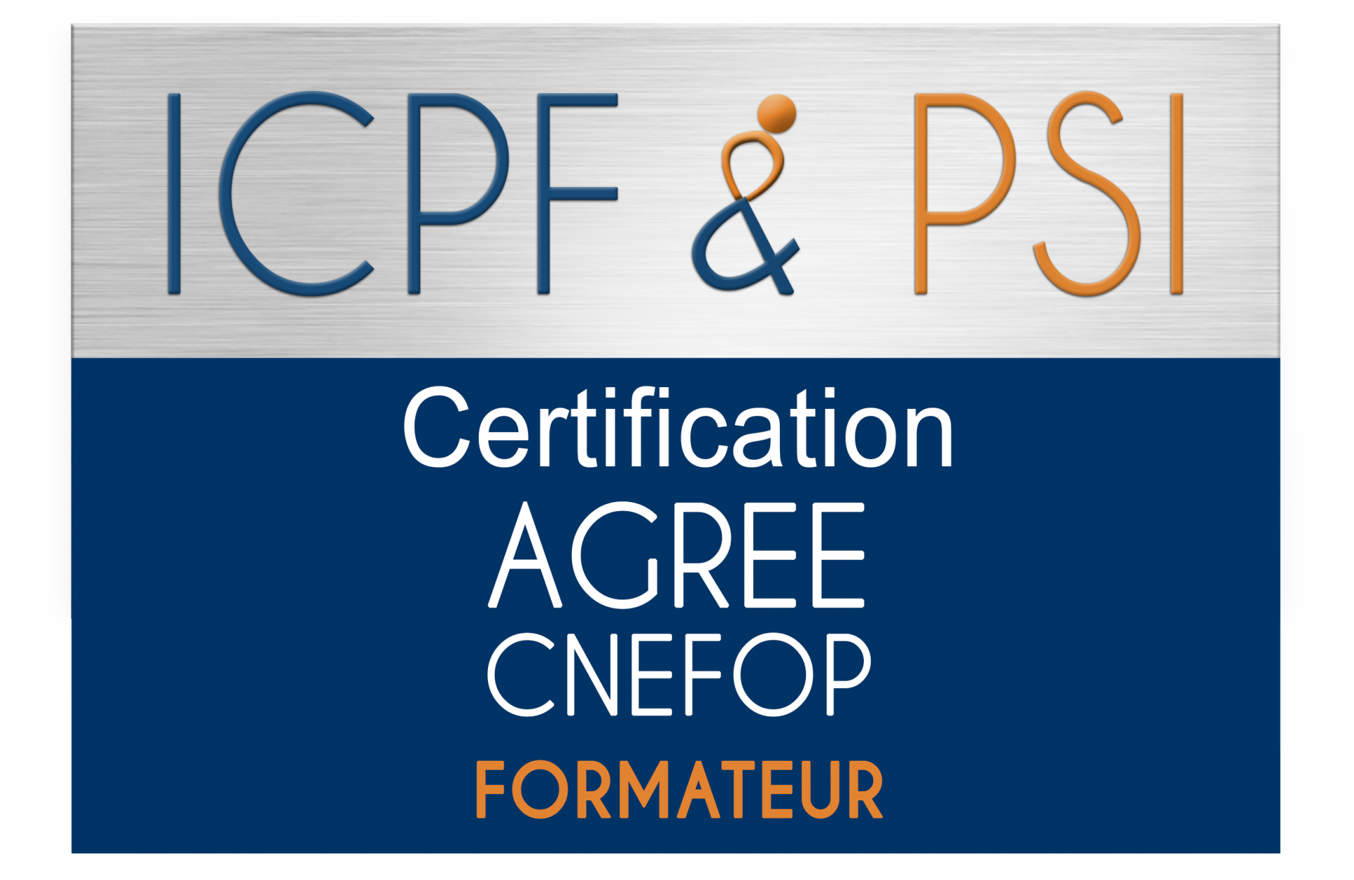 Certification ICPF & PSI